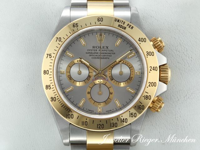 rolex uhr daytona stahl gold 750 chronograph automatik. Black Bedroom Furniture Sets. Home Design Ideas